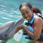 2 Adults-Dolphin Meet & Greet Special (Dolphin Cove Adventure Park)