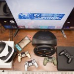 1 Gaming Console & 1 Television, Inclusive of a Technician for 3 hours (InControl Gaming)