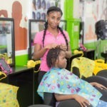 Wash & Style (Kids Hair Club)